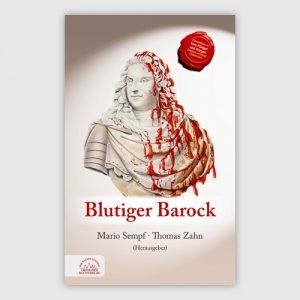Cover Blutiger Barock