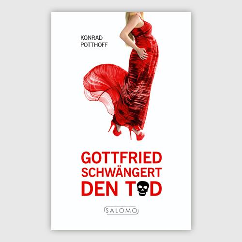 Cover Konrad Potthoff: Gottfried schwängert den Tod