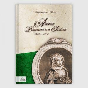 Cover - Anna von Sachsen