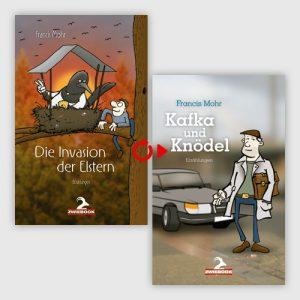 Cover - Kafka und Knödel / Die Invasion der Elstern
