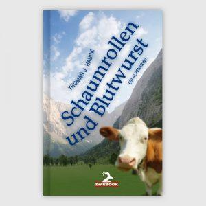 Cover - Schaumrollen und Blutwurst